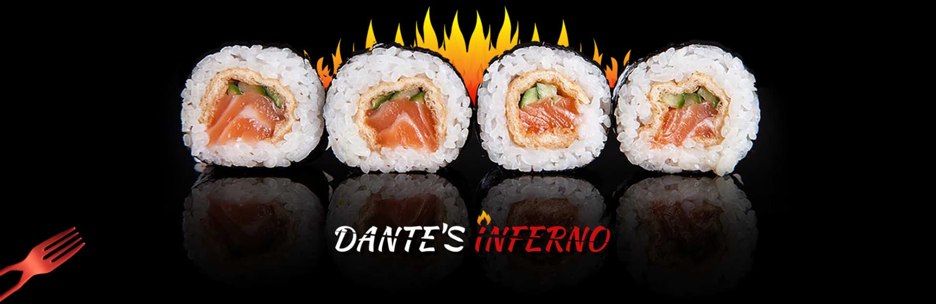 SushiFork - Dante's Inferno Sushi in Tulsa and Dallas